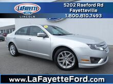 2012 Ford Fusion SEL Fayetteville NC