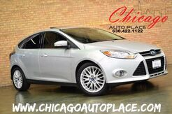 2012 Ford Focus SEL - LEATHER PARKING SENSORS SUNROOF BLUETOOTH PREMIUM ALLOYS Bensenville IL