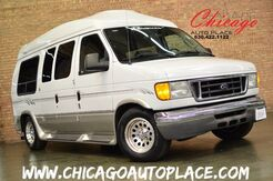 2005 Ford Econoline Cargo Van Recreational ONE OWNER LOCAL TRADE LEATHER REAR TV Bensenville IL
