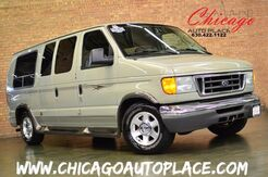 2005 Ford Econoline Van Recreational - 1 OWNER LEATHER HEATED SEATS REAR TV 3RD ROW Bensenville IL