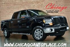 2011 Ford F-150 XLT SUPERCREW ECOBOOST V6 4WD CHROME WHEELS Bensenville IL