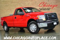 2011 Ford F-150 XL - V6 CLEAN CARFAX LOCAL TRADE CD PLAYER ALLOYS Bensenville IL