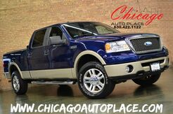 2007 Ford F-150 Lariat V8 - 1 OWNER LEATHER HEATED SEATS NAVI WOOD GRAIN TRIM Bensenville IL