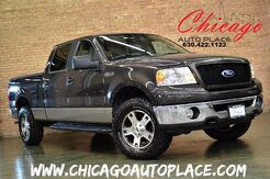 2006 Ford F-150 Lariat 4 WHEEL DRIVE FLEX FUEL LOCAL TRADE Bensenville IL