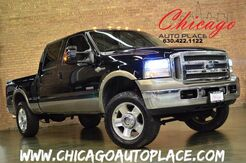 2007 Ford Super Duty F-250 King Ranch SADDLE LEATHER HEATED SEATS W/ LUMBAR LOCAL TRADE Bensenville IL