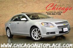 2012 Chevrolet Malibu LTZ w/2LZ - LEATHER HEATED SEATS SUNROOF BLUETOOTH Bensenville IL