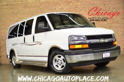 2005 Chevrolet Express Cargo Van YF7 Upfitter LEATHER NAVI BACKUP CAM REAR TV Bensenville IL