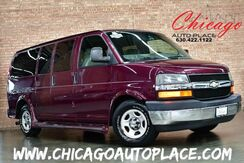 2004 Chevrolet Express 1500 Majestic - 1 OWNER CAPTAINS CHAIRS 3RD ROW REAR TV CLEAN CARFAX Bensenville IL