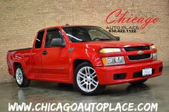 2005 Chevrolet Colorado LS ZQ8 TWO TONE LEATHER BED COVER W/TOW Bensenville IL