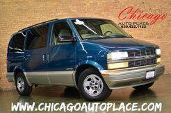 2002 Chevrolet Astro Passenger 1 OWNER CLEAN LOCAL TRADE 3RD ROW CD PLAYER Bensenville IL