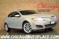 2009 Lincoln MKS NAVI BACKUP PANO XENONS REAR TVS HEATED/COOLED SEATS Bensenville IL