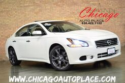 2014 Nissan Maxima 3.5 SV NAVI BACKUP CAM LEATHER SUNROOF 1 OWNER LOCAL TRADE Bensenville IL