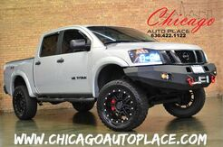 2011 Nissan Titan PRO-4X - V8 4WD LIFTED SUSPENSION OFF ROAD TIRES WINCH Bensenville IL