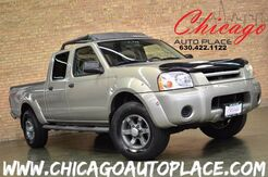 2004 Nissan Frontier 4WD XE - 1 OWNER CREW CAB CD PLAYER V6 Bensenville IL