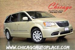 2011 Chrysler Town & Country Touring-L FLEX FUEL NAVI BACK UP CAM 2xREAR TVS CAPTAIN CHAIRS Bensenville IL
