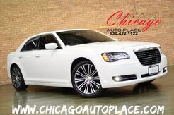 2012 Chrysler 300 300S NAVIGATION, BEATS BY DRE SOUND, FACTORY DUAL TVS LOADED Bensenville IL