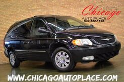 2004 Chrysler Town & Country Limited - LEATHER SUNROOF 3RD ROW REAR TV LOCAL TRADE Bensenville IL