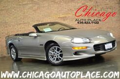 2002 Chevrolet Camaro Z28 35th Anniversary CONVERTIBLE LOW MILES LOCAL TRADE Bensenville IL