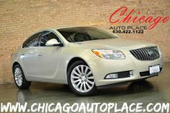 2012 Buick Regal FLEX FUEL LEATHER HEATED SEATS WOOD GRAIN LOCAL TRADE Bensenville IL