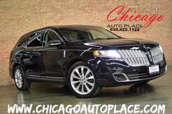 2012 Lincoln MKT w/EcoBoost & 3RD ROW 1 OWNER NAVI BACKUP CAM Bensenville IL