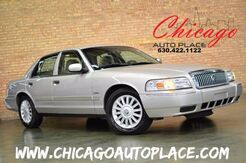 2010 Mercury Grand Marquis LS - ULTIMATE EDITION LEATHER PWR SEATS WOOD GRAIN TRIM LOCAL TRADE Bensenville IL