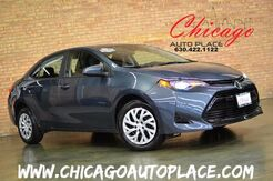 2017 Toyota Corolla LE 1 OWNER LOW MILES BACKUP CAM BLUETOOTH CVT Bensenville IL