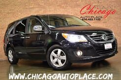 2011 Volkswagen Routan SEL Premium FLEX FUEL LEATHER NAVI HEATED SEATS REAR TV Bensenville IL