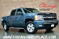 2011 Chevrolet Silverado 1500 LT - V8 FLEXFUEL CREWCAB 4WD LEATHER SUNROOF BEDRUG Bensenville IL