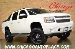 2007 Chevrolet Avalanche LT w/1LT 4WD LEATHER HEATED SEATS LOCAL TRADE Bensenville IL