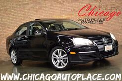 2007 Volkswagen Jetta Sedan 2.5 CLEAN CARFAX SUNROOF CD ALLOYS Bensenville IL
