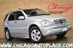 2005 Mercedes-Benz M-Class 5.0L V8 - HEATED SEATS WOOD GRAIN SUNROOF BOSE AUDIO Bensenville IL