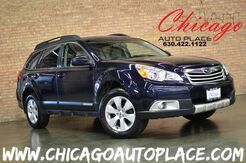 2012 Subaru Outback 2.5i Limited - 1 OWNER CLEAN CARFAX AWD LEATHER HEATED SEATS Bensenville IL
