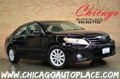 2010 Toyota Camry XLE LEATHER SUNROOF HEATED SEATS LOCAL TRADE Bensenville IL