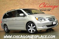 2007 Honda Odyssey Touring - 1 OWNER NAVI BACKUP CAM LEATHER REAR TV 3RD ROW Bensenville IL