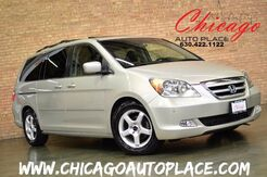 2006 Honda Odyssey TOURING NAVI BACKUP CAM HEATED SEATS REAR TV Bensenville IL