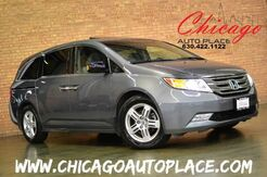 2011 Honda Odyssey Touring Elite - 1 OWNER LOW MILES NAVI BACKUP CAM REAR TV 3RD ROW Bensenville IL