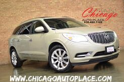 2013 Buick Enclave Premium NAV BACKUP CAM REAR ENTERTAINMENT HEATED/COOLED SEATS Bensenville IL