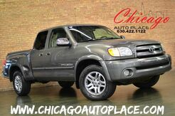 2003 Toyota Tundra SR5 - 4.7L V8 STEP SIDE CLEAN CARFAX CD PLAYER CLEAN LOCAL TRADE Bensenville IL