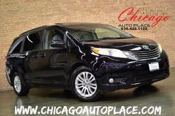 2012 Toyota Sienna XLE SUNROOF BACKUP CAM POWER SLIDING DOORS HEATED SEATS Bensenville IL