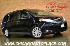 2011 Toyota Sienna Limited - 1 OWNER NAVI BACKUP CAM REAR TV 3RD ROW Bensenville IL