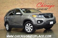 2011 Kia Sorento LX AWD W/ 3RD ROW 1 OWNER BACKUP CAM HEATED SEATS Bensenville IL