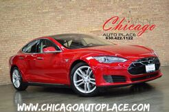 2015 Tesla Model S 70D AUTO-PILOT W/ ADAPTIVE CRUISE PANO ROOF 19 WHEELS Bensenville IL