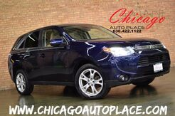 2014 Mitsubishi Outlander GT NAVI LEATHER HEATED SEATS KEYLESS GO 3RD ROW Bensenville IL