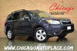 2015 Subaru Forester 2.5i Limited - 1 OWNER LEATHER HEATED SEATS BACKUP CAM LOW MILES Bensenville IL