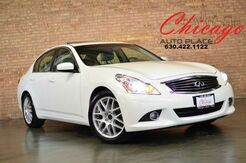 2013 Infiniti G37 Sedan Journey - XENONS - BACKUP CAM - HEATED SEATS - BLUETOOTH Bensenville IL