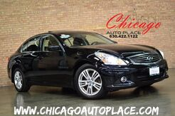 2013 INFINITI G37 Sedan x AWD ONE OWNER LOADED NAVI BACKUP CAM BOSE Bensenville IL