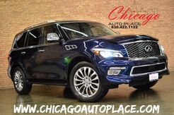2016 INFINITI QX80 AWD LOADED ONE OWNER LOCAL TRADE Bensenville IL