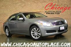 2008 Infiniti G35 Sedan x AWD NAVI BACKUP CAM HEATED SEATS SUNROOF Bensenville IL