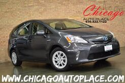 2013 Toyota Prius v Five LEATHER NAVI BACKUP CAM LOCAL TRADE LOW MILES Bensenville IL