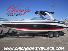 2017 Crownline 285 SS FRESH WATER BOAT UNDER 15 HRS TRAILER INCLUDED MSRP $153K Bensenville IL